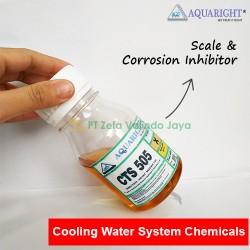 AQUARIGHT CTS-505 cooling water system untuk kerak dan korosi