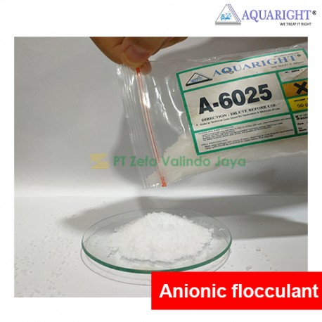 AQUARIGHT Flocculant Anionic A-6025