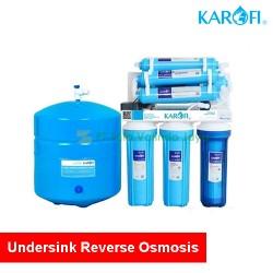 KAROFI Alkaline Undersink Reverse Osmosis 100 GPD 6 Stage