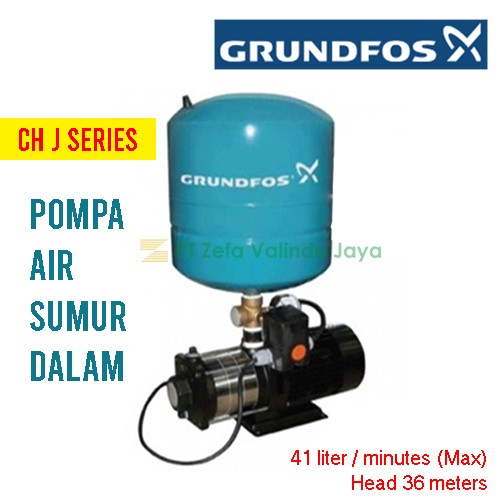 GRUNDFOS Pompa Air Jet Pump CHJ 2-50