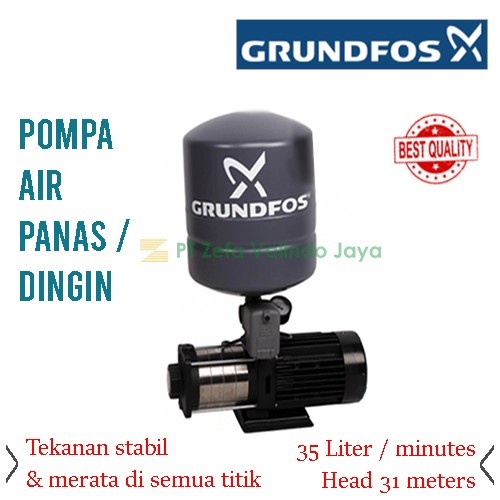 GRUNDFOS Water Booster Pump CH 2-40 PT