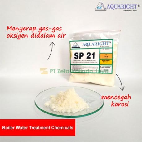 25 Kg - Pencegah Korosi Boiler Aquaright SP 21