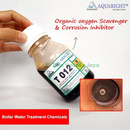 Organic oxygen Scavenger & Corrosion Inhibitor AQUARIGHT T 012
