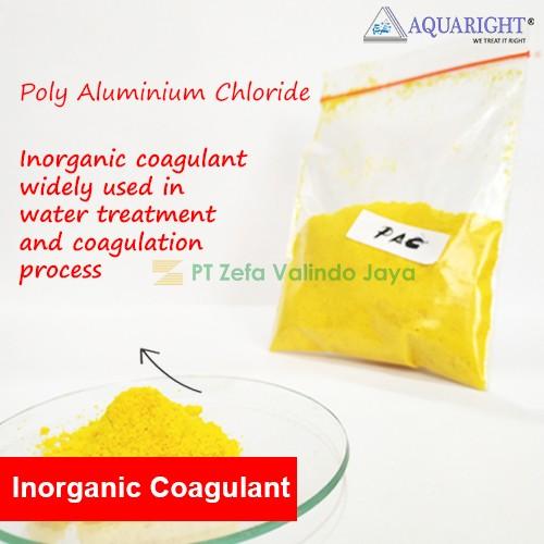 Inorganic Coagulant PAC Powder Poly Aluminium Chloride