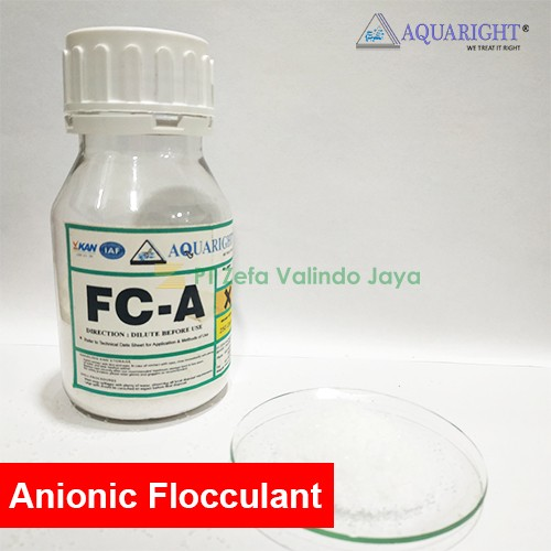 AQUARIGHT FC-A Anionic Flocculant