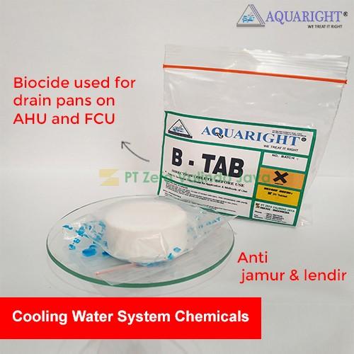 AQUARIGHT B-TAB Biosida Cooling Tower