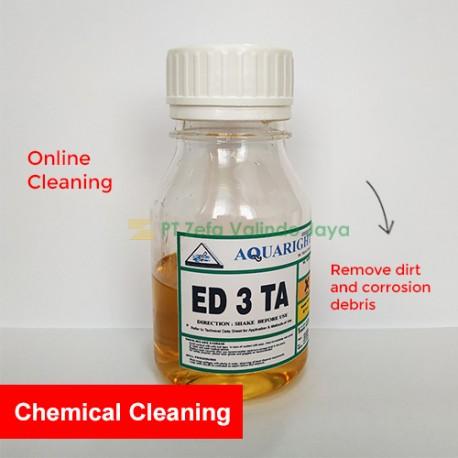 AQUARIGHT ED 3 TA Chemical Cleaning