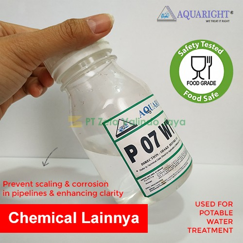 AQUARIGHT P 07 WT Scale and Corrosion Preventive for Potable Water
