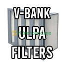 V Bank ULPA Filters