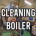Cleaning Boiler