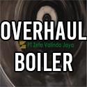 Overhaul Boiler