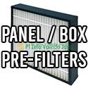 Panel / Box Pre-Filters