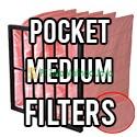 Pocket Medium Filters