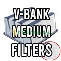 V Bank Medium Filters