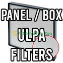 Panel / Box ULPA Filters