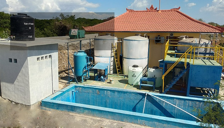 Water Treatment (WTP / WWTP / STP and Reclaim Water, Advanced Oxidation Process (AOP), Ultimate Oxidation System (UOS), Coagulant and Flocculant.)